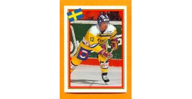 1993 Semic Sweden #9-Hakan Loob