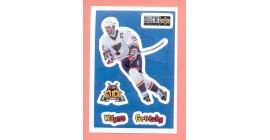 1996 Stick'Ums Upper Deck Collector's Choice  #1-Wayne Gretzky