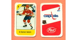1982 Post Mini Cards #90-Darren Veitch
