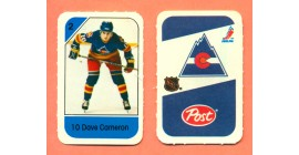 1982 Post Mini Cards #140-Dave Cameron