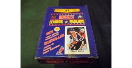 1987 O-Pee-Chee NHL Full Box of 48 Mini Card Packages (240 mini cards in box) (Never Opened)