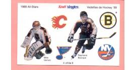 1989 Kraft Singles #4-Mike Vernon