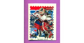 1996 Pro Stamps #99-Mike Richter