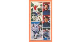 1987 Vachon Canadiens Panel #4 (5872)