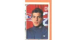1987 Vachon Canadiens #78- Chris Chelios