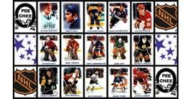 1988 O-Pee-Chee NHL Hockey Mini Card Set of 46