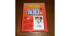 1988 O-Pee-Chee NHL Full Box of 48 Mini Card Packages (240 mini cards in box) (Never Opened)