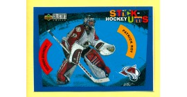 1997 Stick'Ums Upper Deck Collector's Choice  #23-Patrick Roy