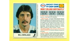 1983 Esso Cards #6-Bill Derlago
