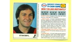 1983 Esso Cards #17-Stan Smyl