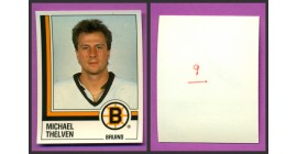 1987 PANINI 1 of 1 PROOF #9-Michael Thelven