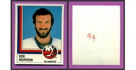 1987 PANINI 1 of 1 PROOF #94-Ken Morrow