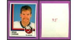 1987 PANINI 1 of 1 PROOF #95-Brian Curran