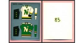 1988 PANINI 1 of 1 PROOF #83- Uniform