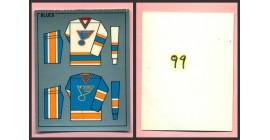 1988 PANINI 1 of 1 PROOF #99- Uniform