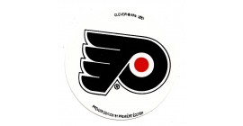 1991 Clever #3- Flyers Logo