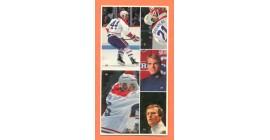 1987 Vachon Canadiens Panel #8 (5462)